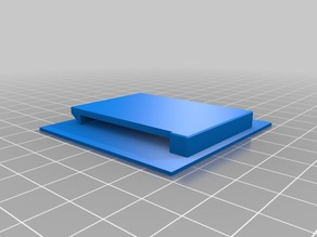 MOLLE compatible clip for IFAK patch