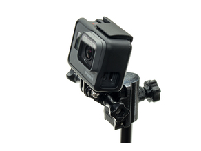 Baby Pin GoPro Mount for Lowel and Other Light Stands
