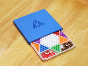 Pocket Chinese Checkers