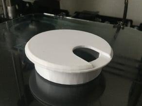 DIY Cord Grommet
