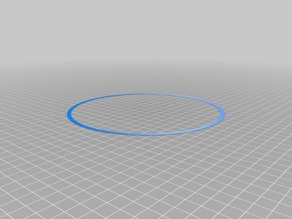 Bed Leveling (Tramming) Circle