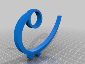 Bass Clef Page Holder
