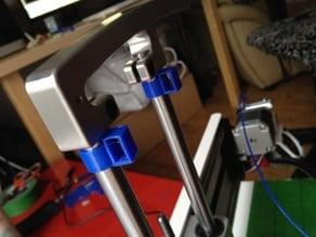 Remixed Printrbot Simple Metal Filament Guide