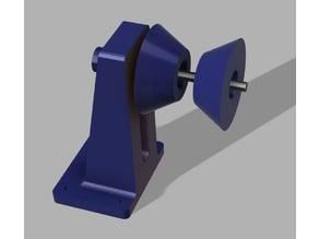 Sturdy Filament Spool Holder