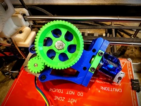 Modified Greg's v6 extruder with window
