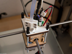 No Disassembly Ultimaker Bowden Clamp