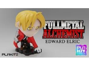 FullMetal Alchemist EDWARD (PlaKit2 Series)