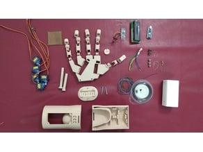 ArMyo - Functional Prosthetic Hand