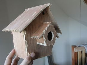 Safe Bird House