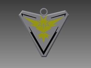 Team Instinct Badge