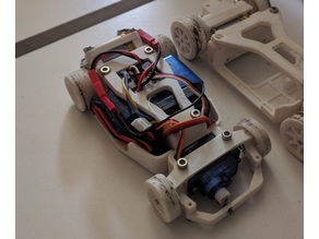OpenZ v4a Chassis (1:28 RC)