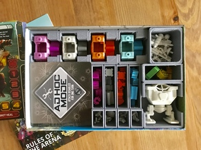 Tiny Epic Mechs (TEM) Storage Solution