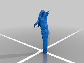 Dragon Clip piece