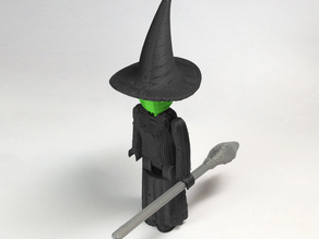 MakerBot Witch