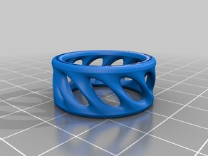 Easy Twist Ring Design