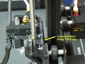 Creality Ender-3 Z-Axis Alignment Correction