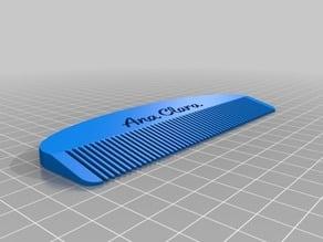 My Customized Comb