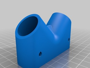 90° Ø22mm Pipe Elbow (World First) - shorter build height ABS PVC Pipe Weld