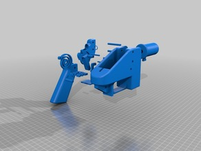 liberator gun (with optional modded parts)