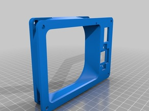 Anycubic Photon Rear 92mm Fan Filter/Adapter
