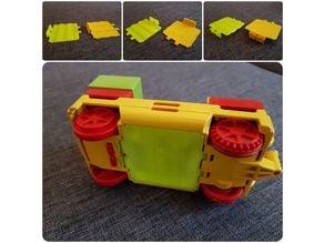 Lego Duplo Train Battery Cover