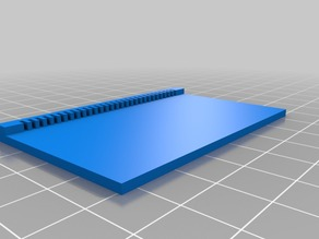 My Customized Modular Building 2x6 sd
