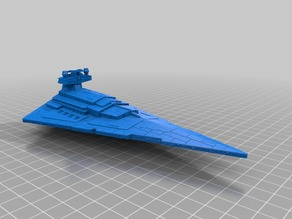 Imperial Star Destroyer - Combined