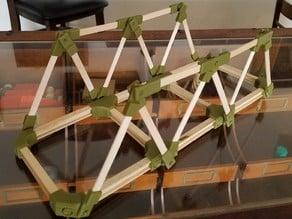 Craft Stick Bridge Kit