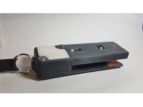 Multi-Compartment Key-Holder