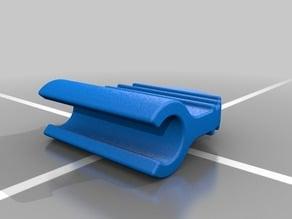 A modified steam pipe clip for the Ascaso Dream