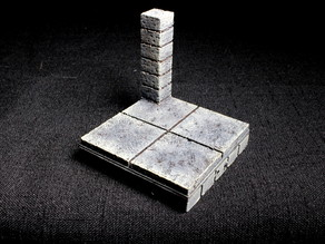"OpenForge 2.0 Cut-Stone ""Pillar"""