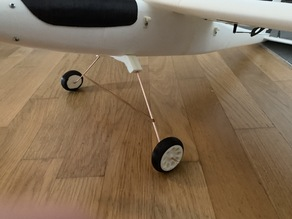 Landing Gear for Airplanes