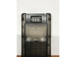 Zeroboy Dummy-Cartridge for Akku Indikator