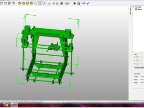 Prusa AIR V2 3D Model