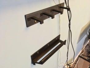 Playstation 4 wall bracket