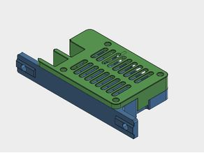 Raspberry Pi 3 B Case Bear Upgrade (V-Slot and maybe other extrusions)