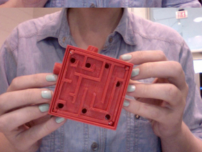 Labyrinth Toy