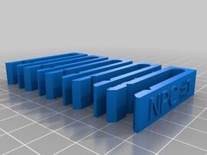 NPC pegs