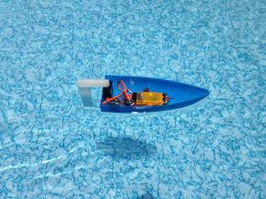 Simple RC Boat