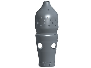 Derwent Flame Tube / IG-88 head
