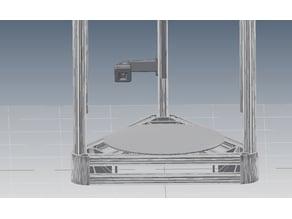 Pi Camera Mount to 2020
