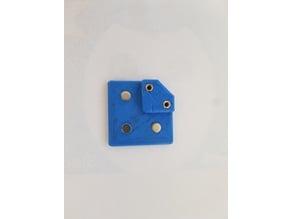 Z-603s corner mounts for enclosure