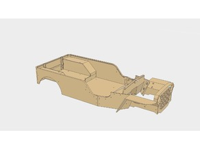Ossum Jeep Long Wheelbase