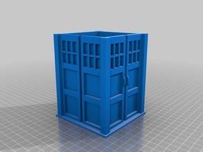 Tardis Deck Box