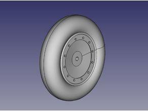 Wheel FW 190