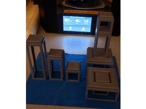 D&D Miniature Flight Stand Stackable