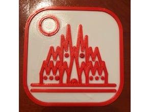 La Sagrada Familia logo
