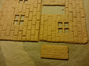 Gingerbread molds