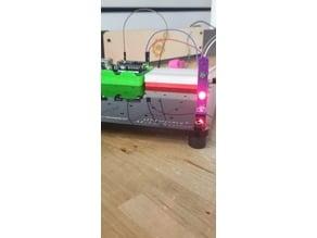 3DX - 2 LED project