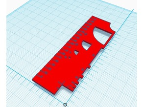 3D Modeling and Drafting Ruler